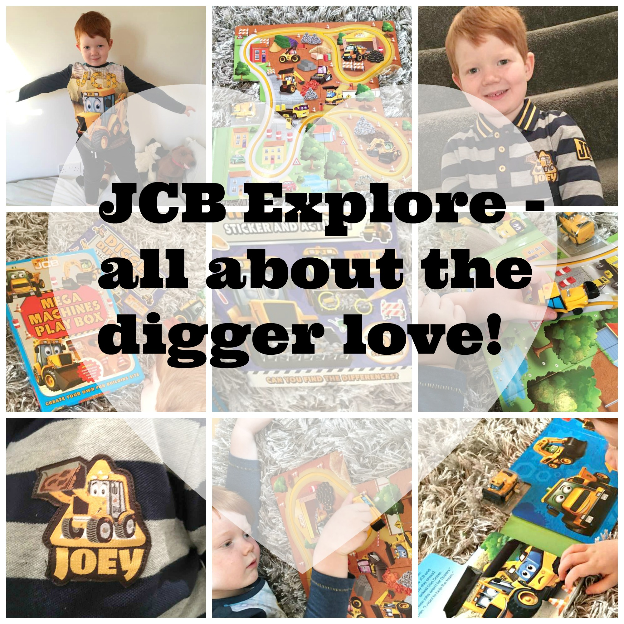 JCB Kids Toys - A World Of Role Play Imagination - Ginger Mum